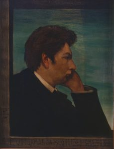 Autoritratto dell'artista